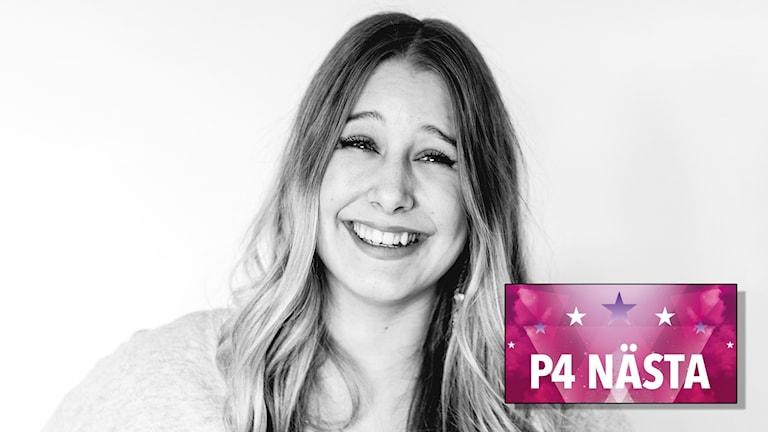 Phia Sophia Andersson finalist P4 Nästa 2017 Örebro.