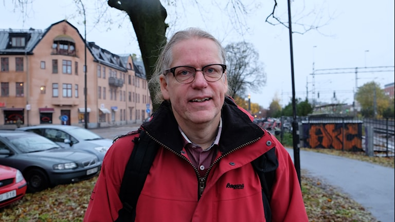 Mats Gunnarsson, mp, ordförande nämnden för samhällsbyggnad, region örebro län.