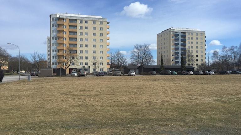 Hus i Karlskoga.