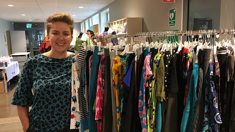Beatrice Ander är egenföretagare sedan elva år. Hon tror det handlar mycket om mod, att våga ta steget och start eget.
