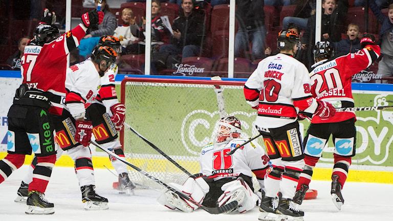 Örebro förlorade mot Malmö.