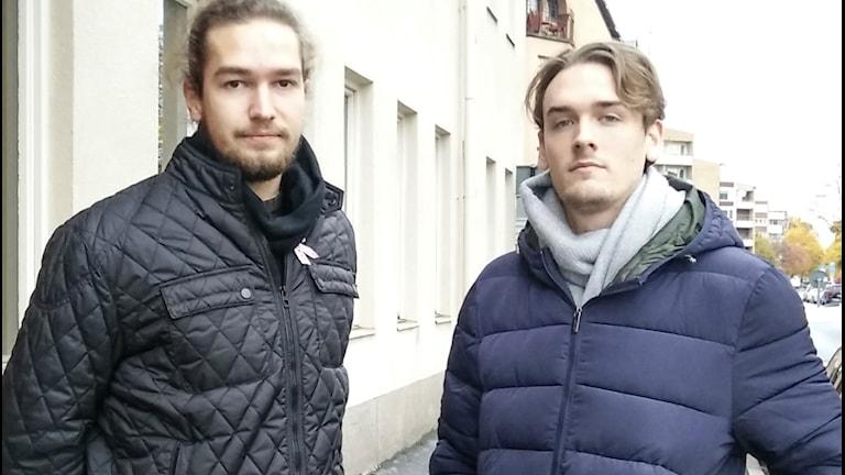 Lukas Sjögren, Lillån och Simon Jirebäck, Örebro IBF