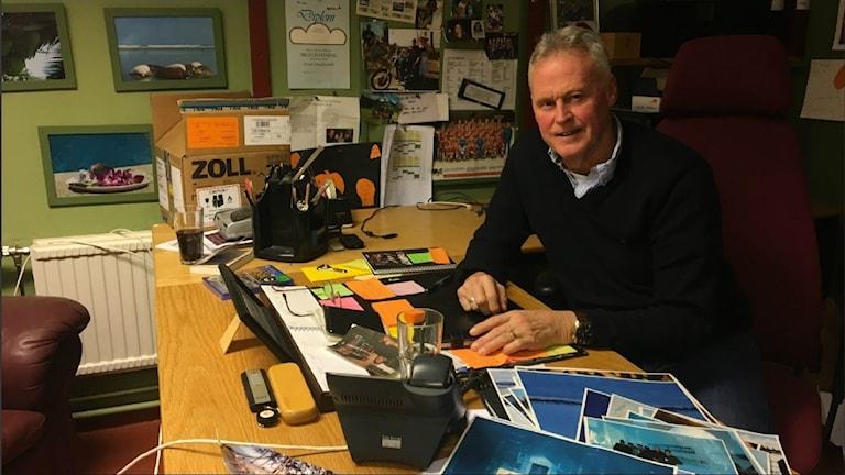 Jonny Larsson, fritidsledare Varberga fritidsgård