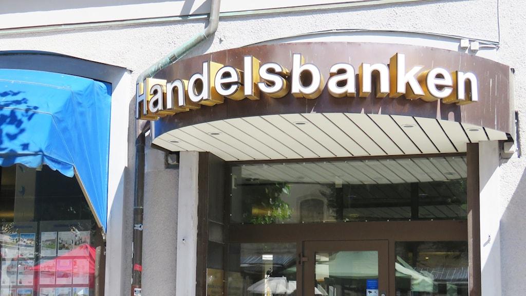 Bank, handelsbanken, Örebro