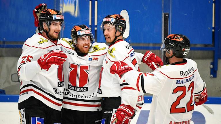 Ska Örebro hockey behålla segersviten?