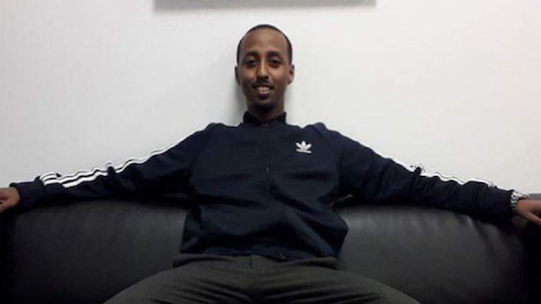 Khalid Mohammed, grundade föreningen For the People