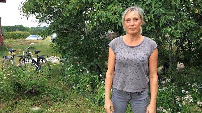 Johanna Björklund docent i miljövetenskap på Örebro universitet