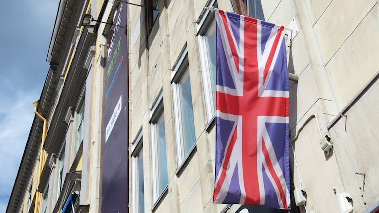Storbrittanien, flagga, england, Brexit