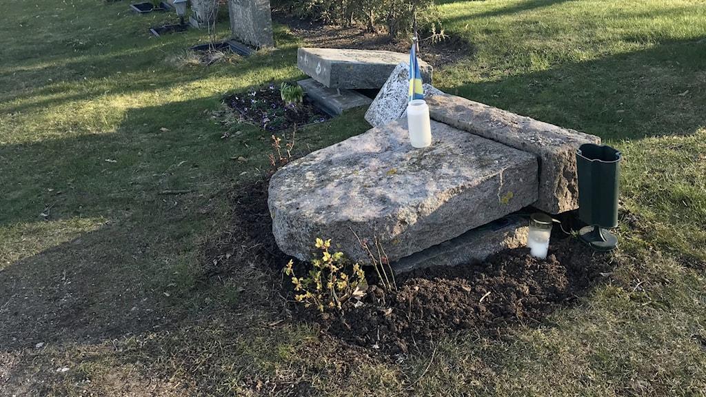 Ronnie Petersons grav