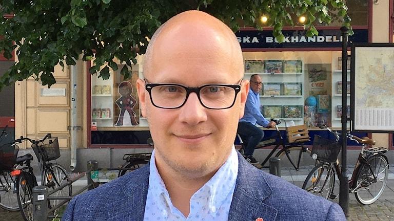 Kenneth Handberg, S Örebro.