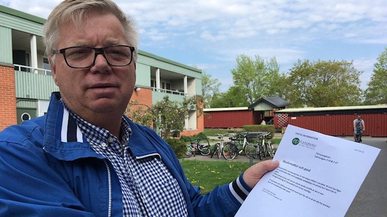 Sven-Åke Collin hyresgästföreningen Brickebacken