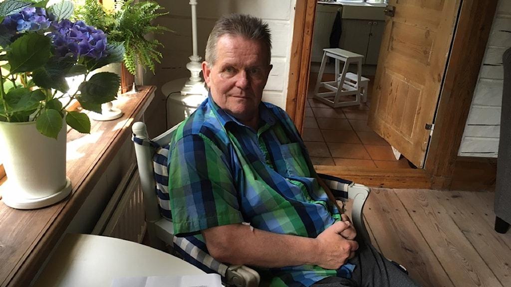 Steve Ericsson fd Kriminalvårdare