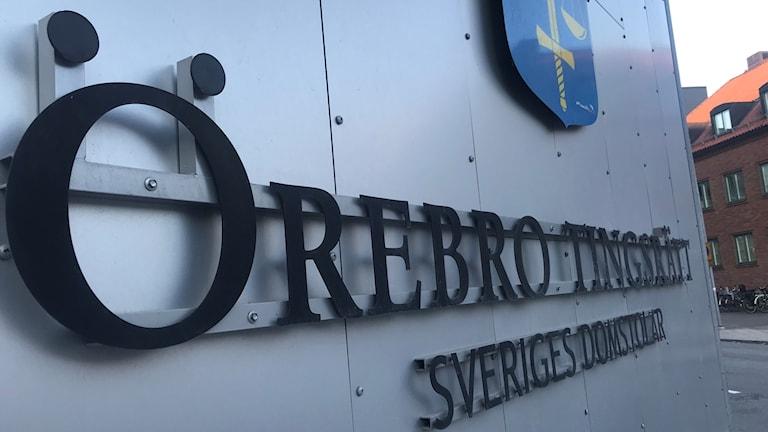 Örebro Tingsrätt.