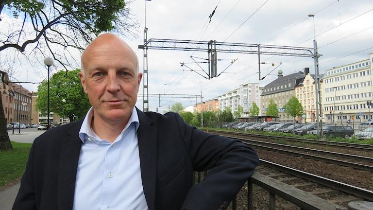 Magnus Önnestig Migrationsverket sektionschef tåg