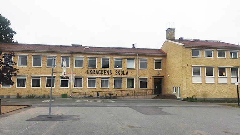 Ekbackens skola i Fellingsbro