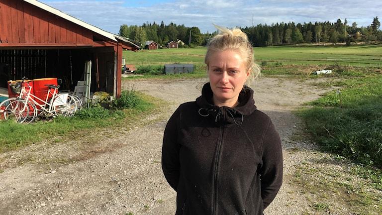 Helen Dahlström Lindkvist inbrott sadelkammare