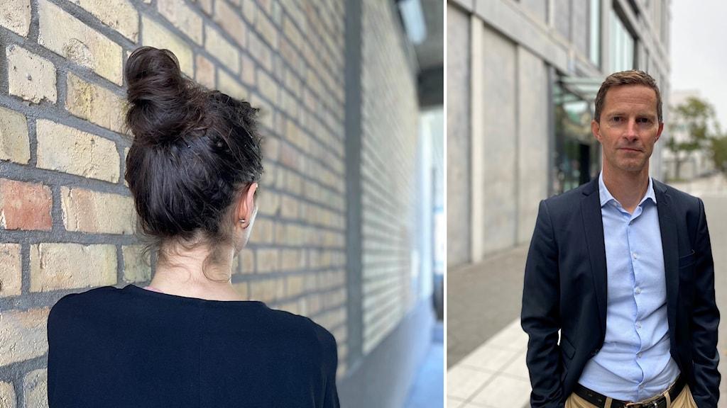 Sofie och Anders Domert