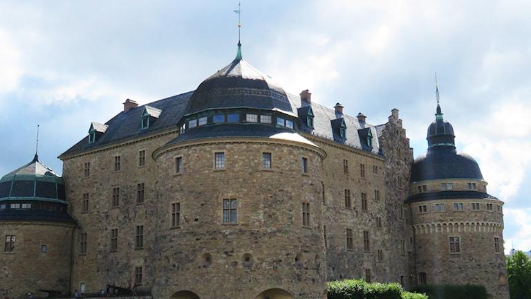 Örebro, slott, slottet