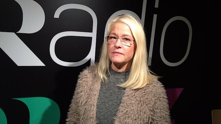 "Lena Fritiofsson, volontär, ""Human Power"""