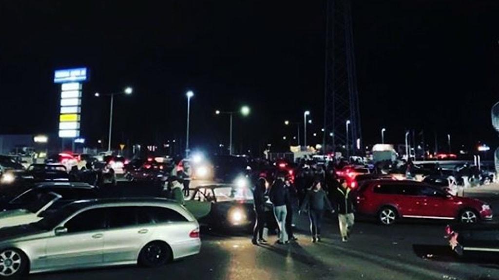 Bild från Truckstop och alla bilar.