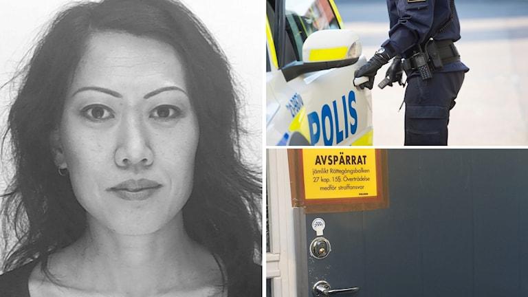 Lena Wesström försvann mellan 14-15 maj och polisinsatsen fortsätter för att kunna hitta henne.