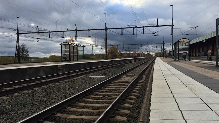 Försenade tåg