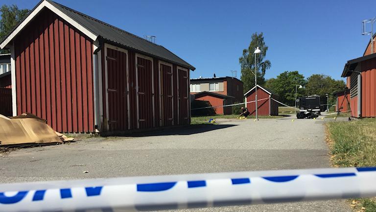 Två män mördades i Vivalla