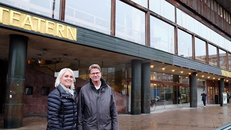 Medborgarhuset Örebro Jeanette Berggren Tom Axelryd