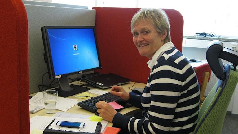 Margareta Borg, förstelärare, Örebro kommun
