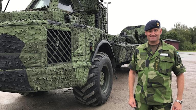 Jonas Lotsne artilleriregementet Boden