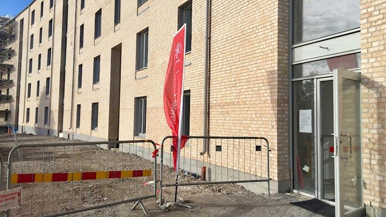 I lördags var det visning i Kvarteret Sågen i Örebro.