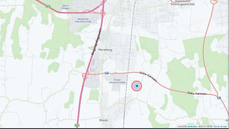 Nytt område för logistik Törsjö Örebro