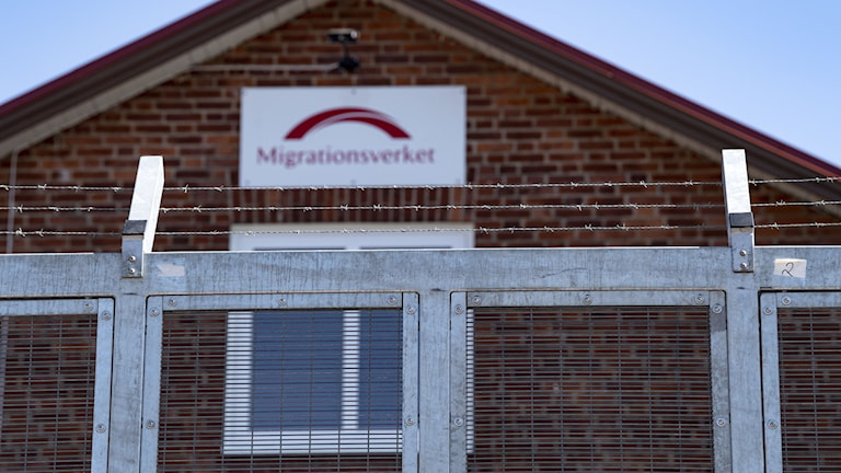 Migrationsverkets förvar i Ljungbyhed.