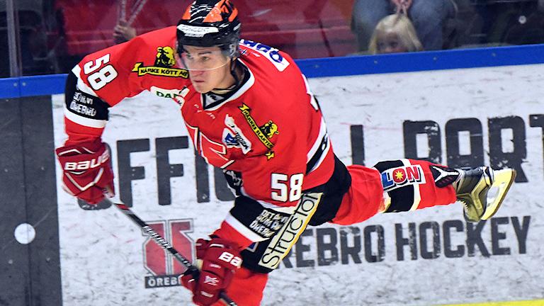 Michael Haga Örebro Hockey