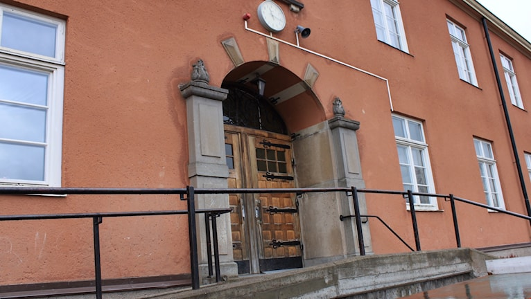 Garhytteskolan i Kopparberg. Foto: Ljusnarsbergs kommun.
