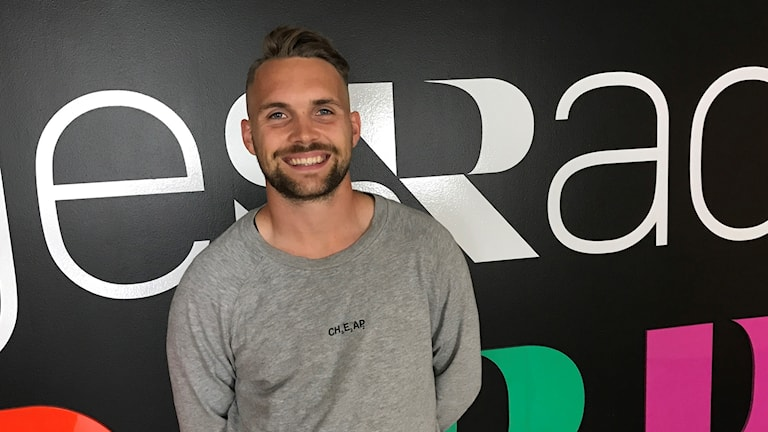 Oscar Jansson målvakt ÖSK.