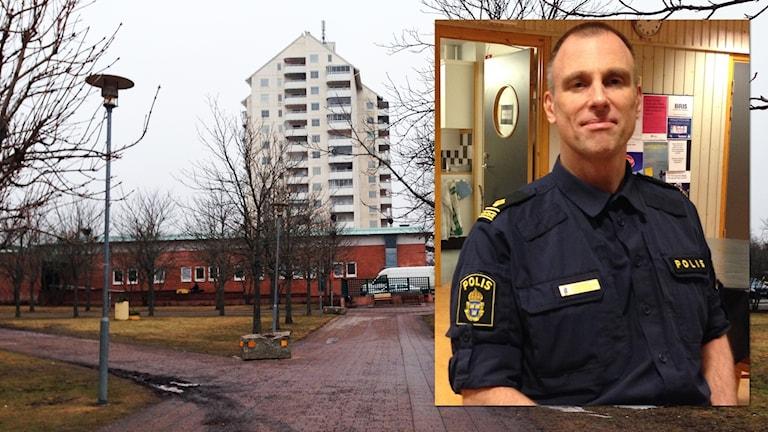 Fredrik Malm, Örebropolis.