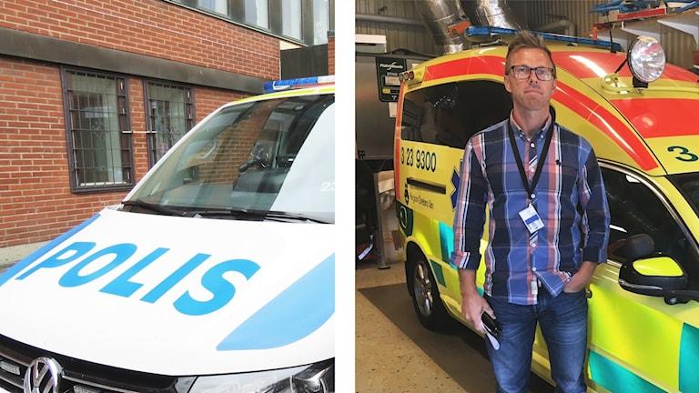 polisen återanställningar före detta återanställa polis ambulanschef