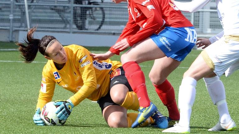 Carola Söberg har spelat klart i Kif