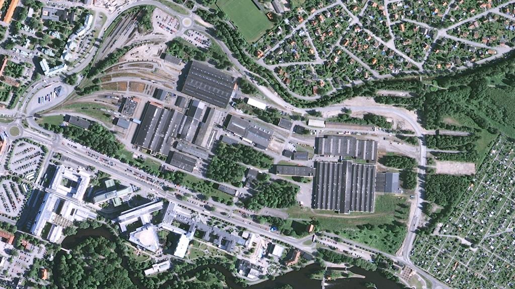 CV-området i Örebro
