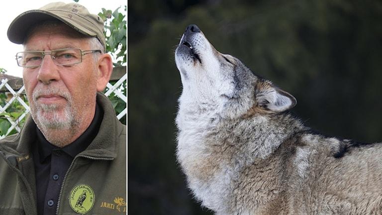 Göran Gunnarsson, talesperson för Örebro läns Jägareförbund litar inte på Naturvårdsverkets beslut.