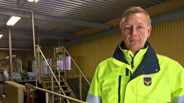 Mats Turesson Teknisk chef Lekebergs kommun