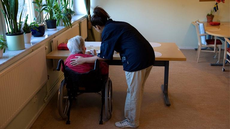 HBTQ-personer av den äldre generationen är ofta marginaliserade.