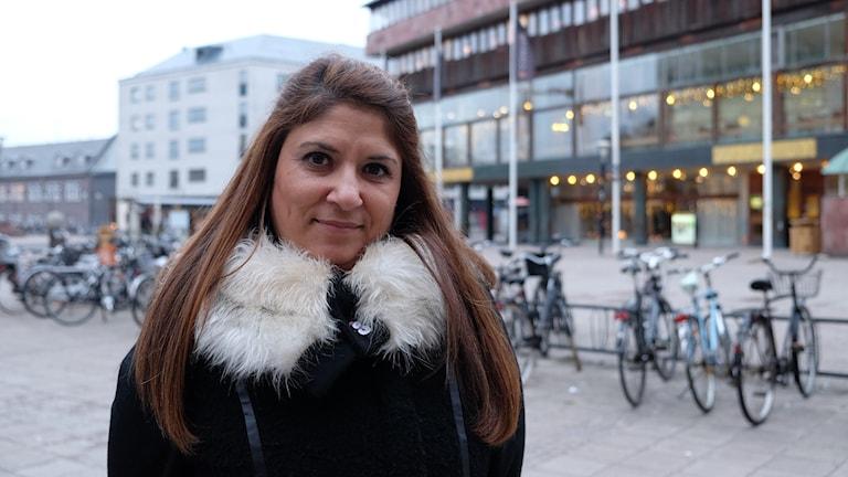 Azita Iranipour, politiker, liberalerna, verksamhetschef, Örebro kommun.