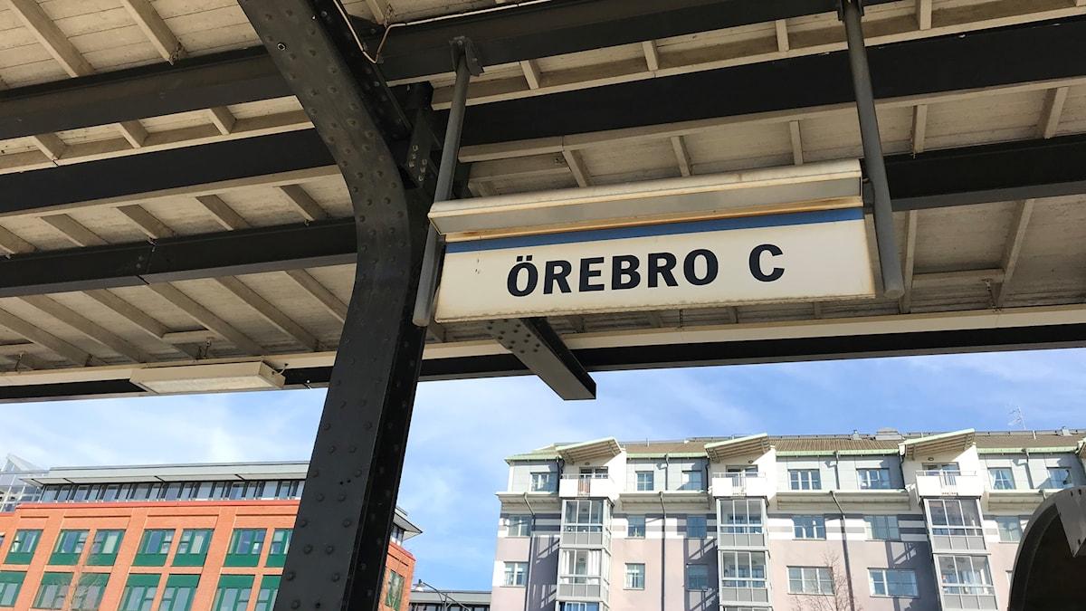 Örebro centralstation