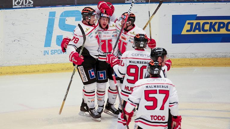 PREMIÄR! Svenska hockeyligan  drar igång och Örebro besöker Mora.