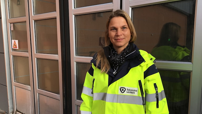 Camilla Johansson, miljöingenjör.