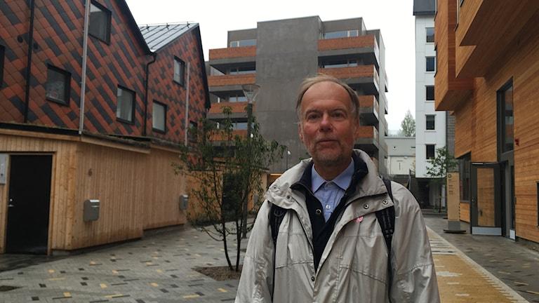 Arkitekt Leif Sjögren