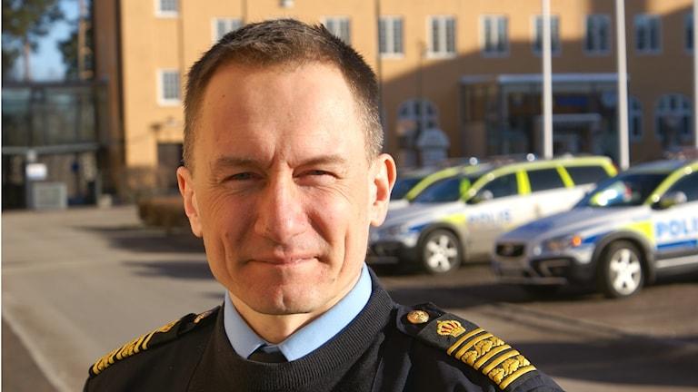 Robert Wallén chef för polisområde Östergötland