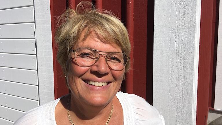 Ann-Louise Kroon/Ordförande i stadskärnan Söderköping